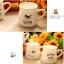 ชุดแก้วเซรามิค ฺBreakfast cup Milk < พร้อมส่ง > thumbnail 3