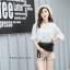กระเป๋าสะพายข้างมินิ NEW SOFT LEATHER ROCK STUDDED CLUTCH แฟชั่นสไตล์ zara fashionista ราคา 790 ส่งฟรี ems thumbnail 2