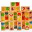 ชุดโดมิโนไม้ จับคู่ภาพเหมือน ของเล่นไม้เสริมพัฒนาการเด็ก thumbnail 7