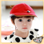 หมวกเด็ก หมวกเบเร่ต์-ลายแมว (มี 4 สี) thumbnail 3