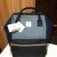 กระเป๋า Anello DENIM MULTI Rucksack (Classic / STD) กระเป๋าเป้แบรนด์ดังจากญี่ปุ่นสุดฮิตจนฉุดไม่อยู่ รุ่นนี้วัสดุ CANVAS DENIM Fabric เนื้อยีนส์หนานิ่มคุณภาพดีดีไซน์สวยเก๋ คงความโดดเด่นที่ดีไซน์ปากกระเป๋ามีโครงทำให้ตัวกระเป๋าเป็นทรงสวย เปิดได้กว thumbnail 4