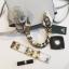 กระเป๋า KEEP saffiano leather Mini office bag สีเทา สวย น่ารัก ขนาดตอบทุกโจทย์การใช้งาน thumbnail 3
