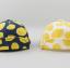 หมวกแก๊ป หมวกเด็กแบบมีปีกด้านหน้า ลายเลม่อน (มี 2 สี) thumbnail 11
