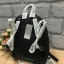 กระเป๋า Marc Newyork leather rucksack สีดำ ราคา 1,290 บาท Free ems thumbnail 5