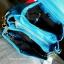 กระเป๋าทรงขนมจีบ หนังมันเงา สุดหรู ยี่ห้อ Mango รุ่น Bucket Bag thumbnail 8