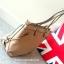 MANGO SAFFIANO EFFECT SHOPPER BAG กระเป๋า ใบใหญ่ หนังลาย saffiano ทรง shopper ขนาดกำลังดี thumbnail 5