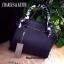 กระเป๋า CHARLES & KEITH TRAPEZE HANDBAG Black thumbnail 2