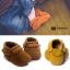 รองเท้าเด็กหนังผ้านิ่มแต่งพู่ สไตล์เด็กยุโรป ROMIRUS สำหรับเด็กวัย 0-18 เดือน thumbnail 1