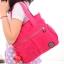 กระเป๋าสะพาย Jin Qiaoer ทำจากไนล่อน กันน้ำ คุณภาพดี ขนาดกระทัดรัด สีสันสดใส เหมาะกับทุกโอกาส thumbnail 1