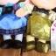 พวงกุญแจตุ๊กตา เจ้าหญิงเอลซ่าและอันนาตอนเด็ก Frozen ยกคู่ 2 ตัว thumbnail 7