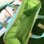 กระเป๋าเป้ Anello Canvas 2 Way Mini Boston Bag Mint เป้ผ้าใบ สะพายข้างลำตัว thumbnail 2