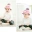 หมวกแก๊ป หมวกเด็กแบบมีปีกด้านหน้า ลาย COOL (มี 4 สี) thumbnail 13