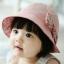 หมวกปีกเด็กหญิง ใส่ได้ 2 ด้าน น่ารักสไตล์เกาหลี thumbnail 2
