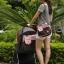 กระเป๋าใส่ของใช้เด็ก Carter's สะพายใบเล็ก ปักลายหัวใจ thumbnail 5