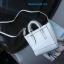 กระเป๋า Atmosphere Habdbag Bag 2016 สีขาว ราคา 990 บาท Free Ems thumbnail 5