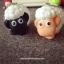 พวงกุญแจยางรูปแกะ Shuan the Sheep thumbnail 3