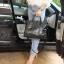 กระเป๋า KEEP XOXO Hand Bag With Cool Rabbit ลายหนังจรเข้ thumbnail 5