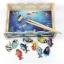 ของเล่นไม้ ชุดตกปลาแม่เหล็ก Magnetic Fishing Game Combo thumbnail 2