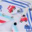 ผ้าซับน้ำลายสามเหลี่ยม ผ้ากันเปื้อนเด็ก / เซตหมีขับรถยนต์ (3 ผืน/เซต) thumbnail 3