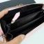 Amory classic wallet สีชมพูอ่อน #ใบนี้หนังแท้ค่ะ thumbnail 5
