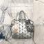 กระเป๋า David Jones Tote ตัวกระเป๋าเย็บติดด้วยแผ่นอคิลิค สีเงิน ราคา 1,590 บาท Free Ems thumbnail 2