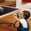 เส้นยางกันกระแทกเด็ก กันขอบมุม รูปตัว L แบบหนานุ่ม ยาว 2 เมตร แถมเทปกาวสองหน้าฟรี thumbnail 8