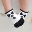 SK014••ถุงเท้าเด็ก•• โบว์ดำ (พื้นดำ-ข้อสั้น) thumbnail 7