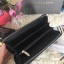 กระเป๋าสตางค์ใบยาว Charles & Keith Studded Front Pocket Wallet สีดำ ราคา 990 บาท Free Ems thumbnail 3