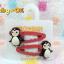 HP009••กิ๊บติดผมเด็ก•• / เพนกวิน (Gymboree) thumbnail 1