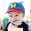 หมวกแก๊ป หมวกเด็กแบบมีปีกด้านหน้า ลาย M-มิกกี้ (มี 4 สี) thumbnail 8