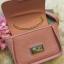 กระเป๋าสะพายข้าง CHARLES & KEITH PUSHLOCK CROSSBODY BAG ขนาดมินิน่ารัก ราคา 1,390 บาท Free Ems thumbnail 3