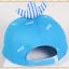 หมวกแก๊ป หมวกเด็กแบบมีปีกด้านหน้า ลาย Smile (มี 3 สี) thumbnail 6