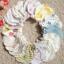 ถุงมือเด็กอ่อนผ้าฝ้าย ไร้ตะเข็บด้านใน ป้องกันมือเด็ก สำหรับ 0-6 เดือน thumbnail 1