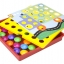ชุดกระดานโมเสก ALEX Toys - Little Hands Button Art thumbnail 8