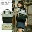 กระเป๋าเป้ Anello Polyester Canvas Rucksack Classic วัสดุผ้าแคนวาส รุ่นคลาสสิคพิเศษมีซิปด้านหลัง thumbnail 16