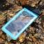 สุดคุ้ม ซองกันน้ำมือถือคุณภาพดี ป้องกันสิ่งสกปรก อยู่ในน้ำยังทัชสกรีน ถ่ายรูป หรือวิดีโอได้ชัดเจน ผลิตจาก PVC ใส ใส่มือถือได้ทุกขนาด มีสายห้อยคอ thumbnail 16
