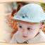 หมวกเด็ก หมวกเบเร่ต์-ลายแมว (มี 4 สี) thumbnail 20