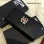 กระเป๋าสตางค์ใบยาว MOSCHINO Long Wallet 2017 สีดำ ราคา Promotion 1,290 บาท Free Ems พร้อมกล่องแบรนด์ thumbnail 3