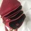 กระเป๋าสะพาย ปรับเป็นคลัชได้ สีช็อกกิ้งพิงค์ รุ่น KEEP Doratry shoulder &clutch bag thumbnail 8