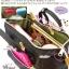 กระเป๋าเป้ Anello Canvas 2 Way Mini Boston Bag Mint เป้ผ้าใบ สะพายข้างลำตัว thumbnail 5