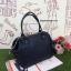 กระเป่า Anello PU Leather boston bag Navy Blue Color ราคา 1,490 บาท Free Ems thumbnail 2