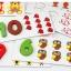 ของเล่นชุดสอนนับเลขไม้สวนสัตว์ Arithmetic Digital Card thumbnail 10