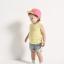 หมวกแก๊ป หมวกเด็กแบบมีปีกด้านหน้า ลาย HAPPY PRINCE (มี 2 สี) thumbnail 5