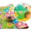 แผ่นรองคลานเด็กเล็ก แบบม้วน ขนาดใหญ่ 180 * 150 * 1 ซม.ใช้ได้ 2 ด้าน thumbnail 8