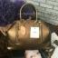กระเป๋าถือ/สะพาย แบรนด์ Berke ทรง Office hand bag ผิวสัมผัสคล้ายหนังแท้ ลายหนังชัด สวยเวอร์ thumbnail 1