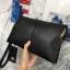 กระเป๋า KEEP Clutch bag with strap Size L สีดำ ราคา 1,190 บาท Free Ems thumbnail 2