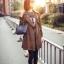 CHARLES & KEITH MINI HANDBAG กระเป๋าถือสะพายวัสดุหนัง Saffiano สวยหรูอยู่ทรง thumbnail 7
