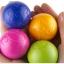 บอลลอยน้ำ เขย่ามีเสียง Fisher-Price แพค 4 ลูก 4 สี thumbnail 2