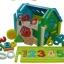 ของเล่นไม้ บ้านกิจกรรมหยอดบล็อค เสริมพัฒนาการ thumbnail 2