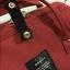 กระเป๋าเป้ ANELLO POLYESTER CANVAS RUCKSACK สี Dark Orange รุ่นคลาสสิค thumbnail 3